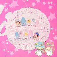 雙子星指彩✨  ▪️粉絲團搜尋🔍 🔜 Kisaki Nail Salon ▫️電話予約:0966-351-823 ▪️LINE予約:@yd2981n ▫️追蹤IG:kisaki_nail 🔺 予約制 🔺
