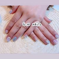 海洋風🏝 夏日必備款⛱💙 8月活動優惠中✨ IG gm_nails2020 粉專 g.m nails