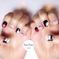 This Nails美甲沙龍 www.facebook.com/thisnails 中壢區中山東路一段276巷7號