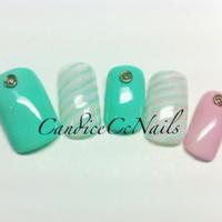 简单创意 CandiceCc Nails Instagram : candicecst Wechat : candicechan8618