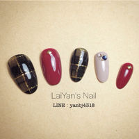 🔸Line🆔:yanbj4318 🔸Facebook🔎:Laiyan's nail❤️ https://www.facebook.com/Laiyansnail 🔸Instagram😉:Laiyan0318 🔸採預約制 🔸台北地下街Y13出口  ✨歡迎預約詢價😘 Yan💋✨