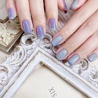 沉靜而唯美的氣息❤️        ⭐️Neko nail studio ⭐️ 🐈Line預約ID: vilovewi 🐈FB:https://m.facebook.com/nekonailstudio/ (FB搜尋 Neko nail studio日式美甲工作室) 🐈IG追起來:Neko_nail_studio