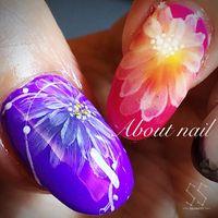 預約制 pm12:00-pm20:00 最終受付pm19:30 日orㄧ不定休   fb searching : About nail                     ig:gisselle0228  http://www.facebook.com/About.Nail