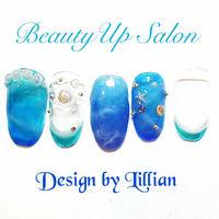 夏季海洋風 - BeautyUp Salon - 美甲、美睫、韓式飄眉 染眉 專門 秉持著 專業 親切 耐心  FB搜尋🔍美Up 沙龍  歡迎預約或諮詢 預約專線 0905788350 LINE ID: beautyupsalon 預約時段:上午10點 下午1點、3點、5點 晚間7點、9點