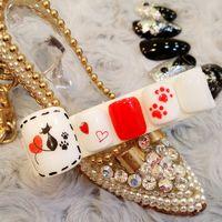 【伊公主】高跟鞋的指甲 웃♥유 單色輕薄凝膠$499